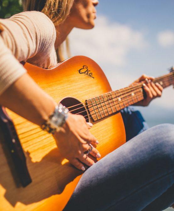 Guitar Music: lezioni di chitarra a coppia