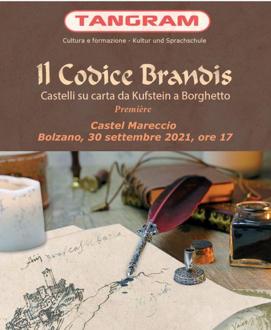 Il Codice Brandis. Castelli su carta da Kufstein a Borghetto
