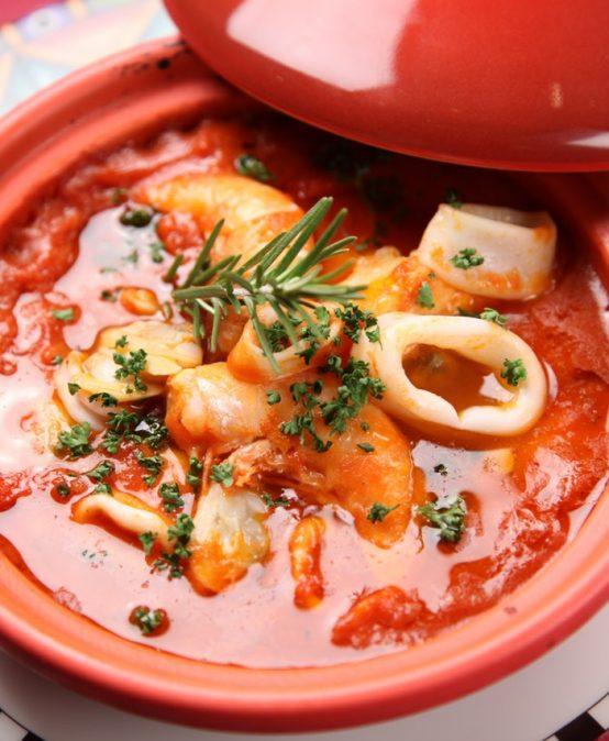 Le zuppe di pesce