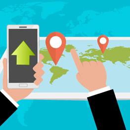 Viaggiare in compagnia dello smartphone