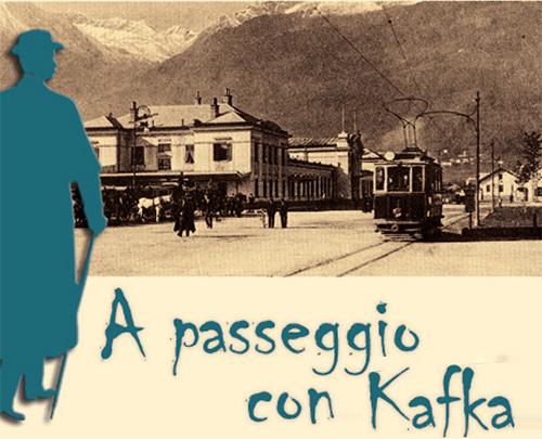 A passeggio con Kafka