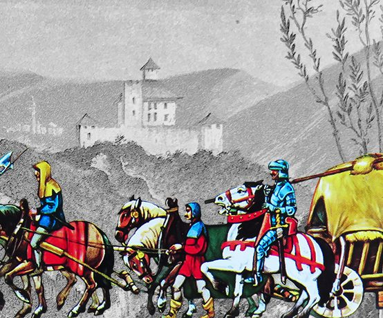 Lanzichenecchi: i mercenari del Tirolo