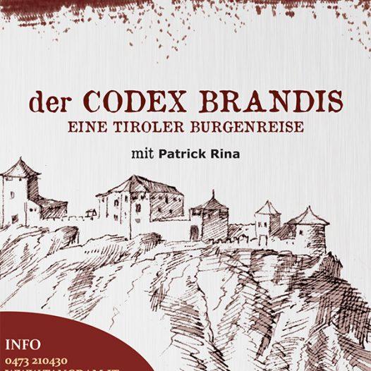 Codex Brandis – Eine Tiroler Burgenreise