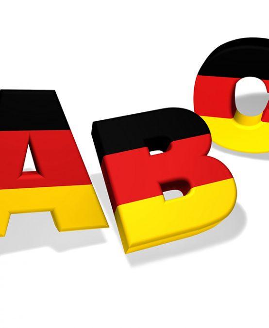 """Corso base al mattino di tedesco (A1) """"Im Zug"""""""