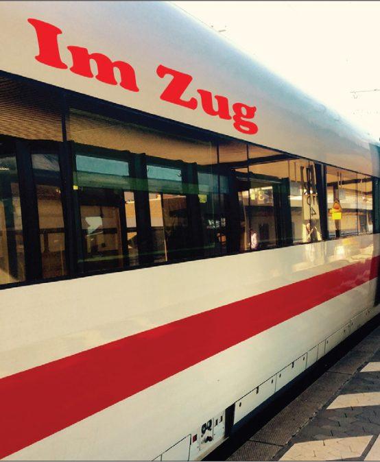 """Corso base serale di tedesco (A1) """"Im Zug"""""""