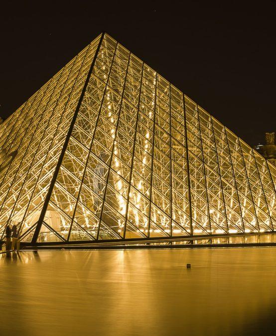 I tesori dei musei: Parigi, Musèe du Louvre