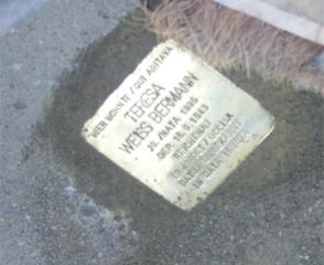 Stolpersteine – Pietre d'inciampo